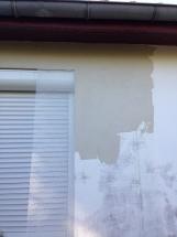 artisan peintre bordeaux - lissage mur