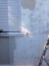 artisan peintre bordeaux - pose toile mur